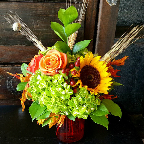 Fall Days Bouquet