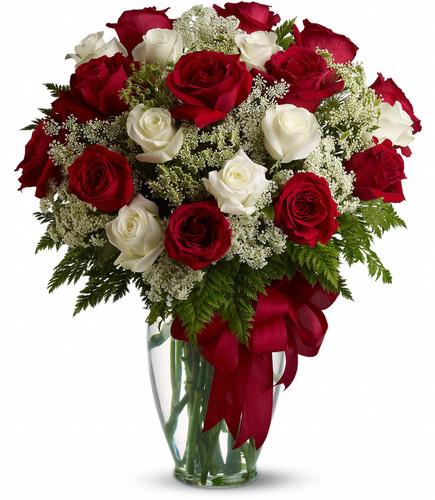 Love's Divine - Long Stemmed Roses