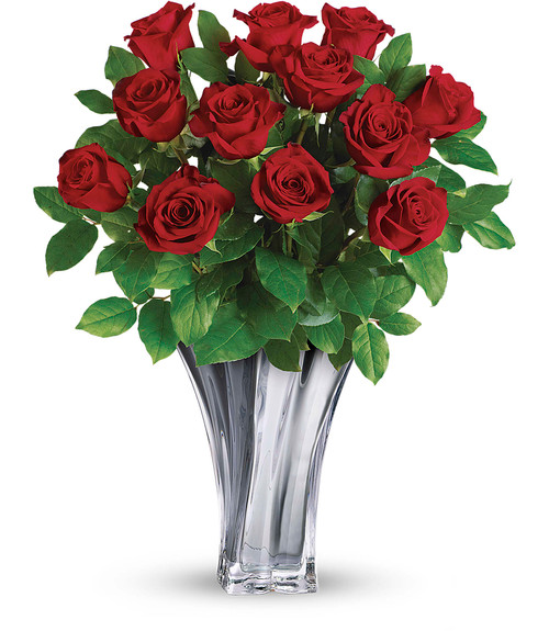 Flawless Romance Bouquet