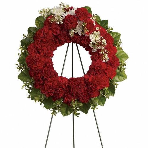 An Unbreakable Bond Wreath