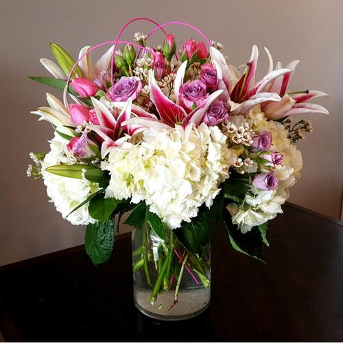 Queens Dream Flower Bouquet