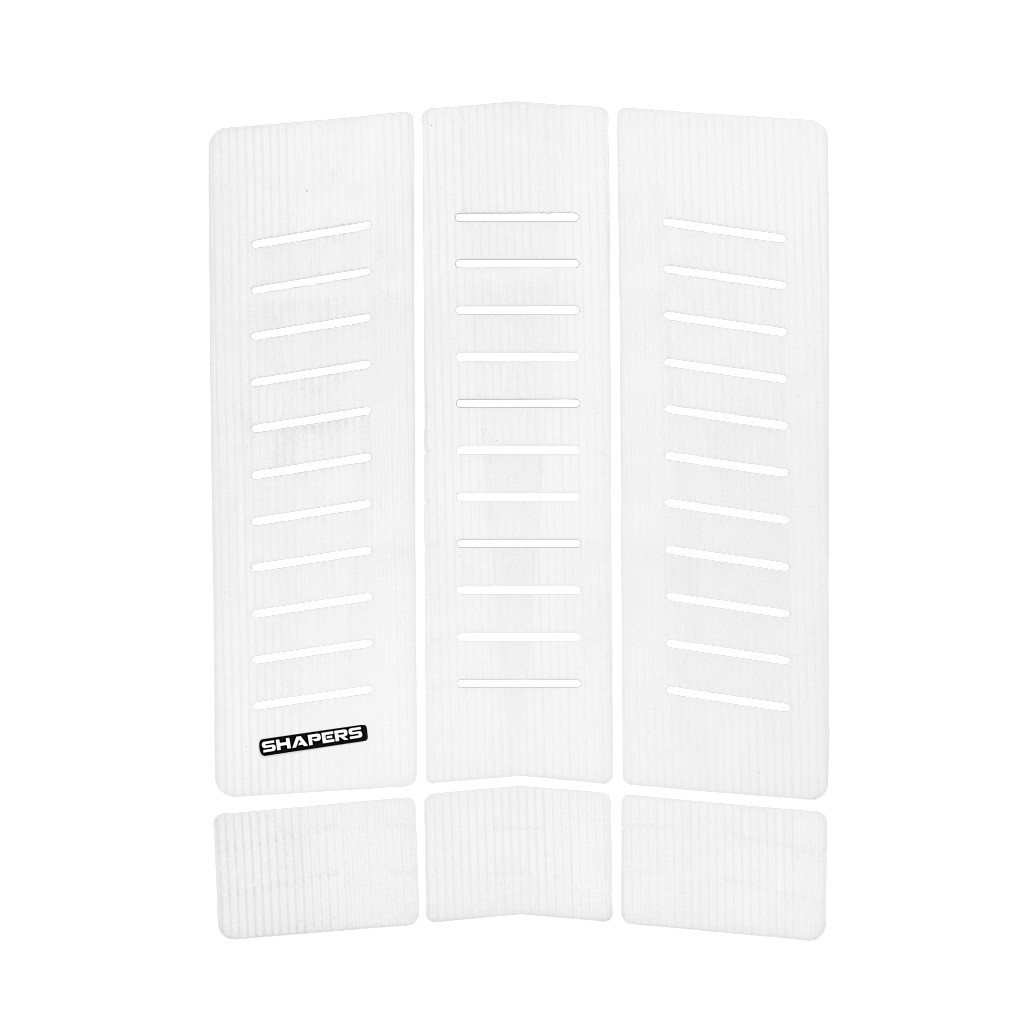 Asher Pacey Eco Series Tailpad - Front Foot Pad White