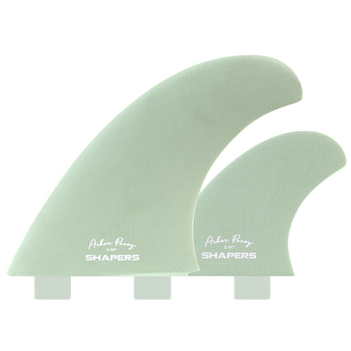 """Asher Pacey 5.59"""" Twin Fin -  Mist"""