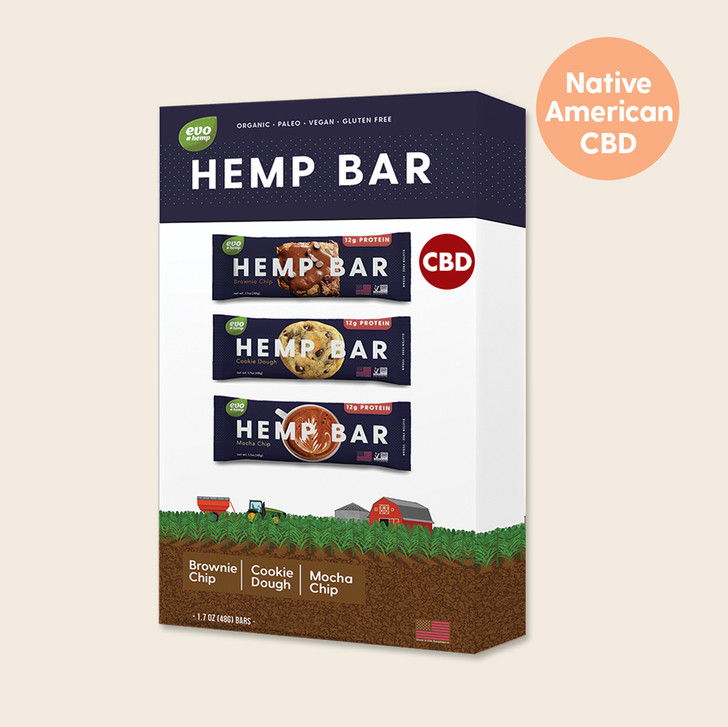 CBD Bars Variety Box