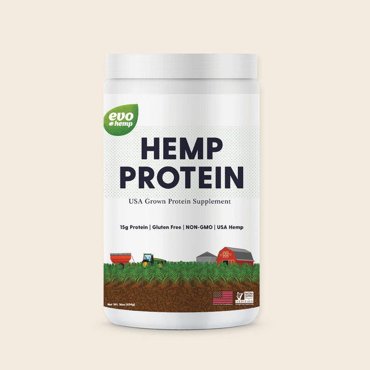 Hemp Protein - 1 lb