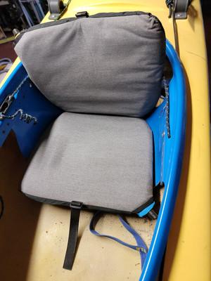 Easy Rider Seat Upgrade