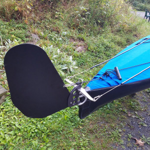 Long Haul Rudder Kit