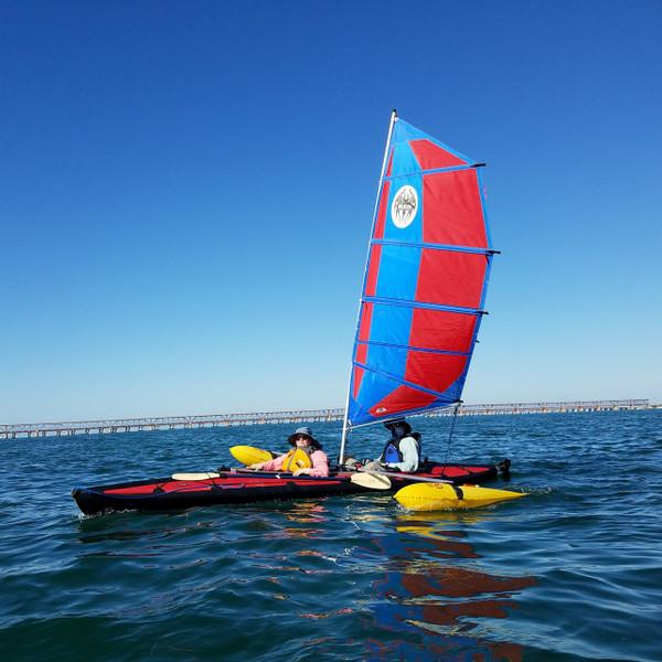 38'   Kayak Sailing Rig