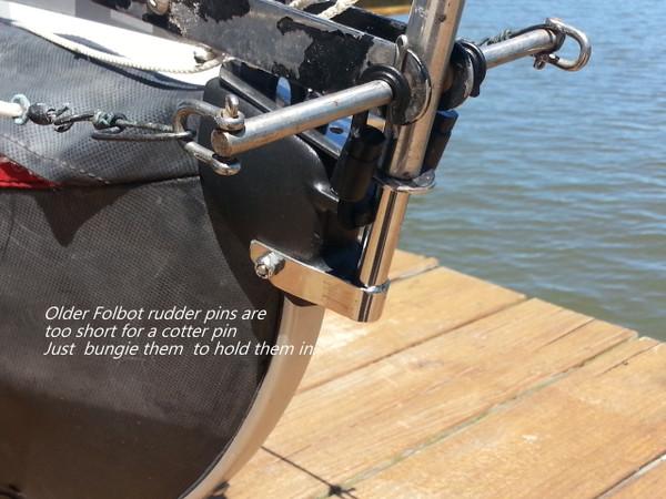 Folbot Reinforced End Cap
