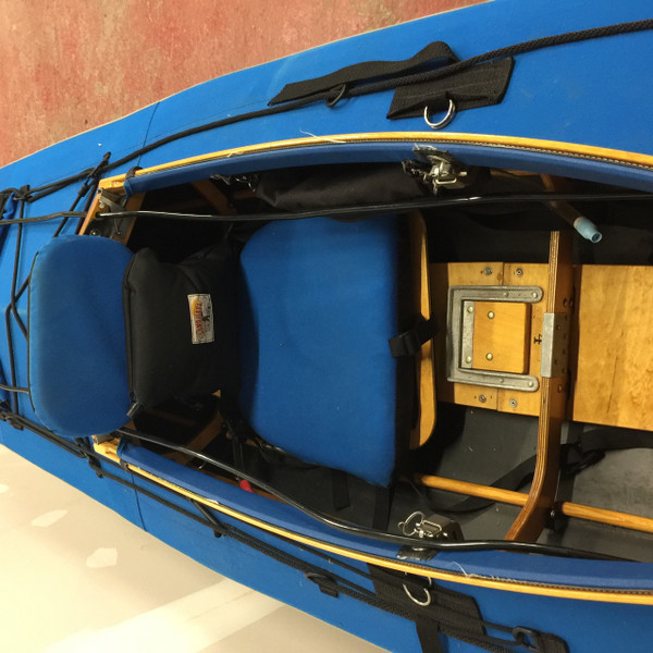"NEW 15' 9"" Long Haul Mark 1 Classic Folding Kayak"