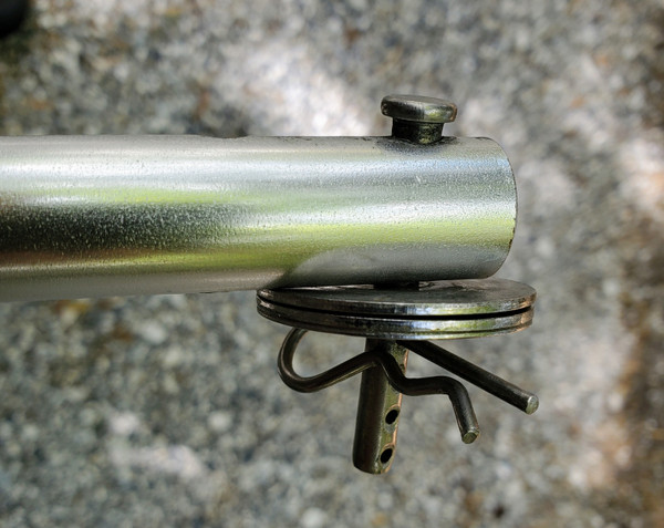Universal Clevis with fender washers