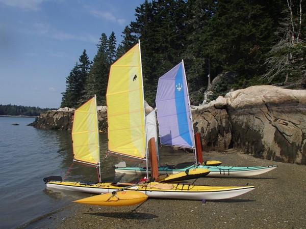 18'  or 24' BSD Sport Sail