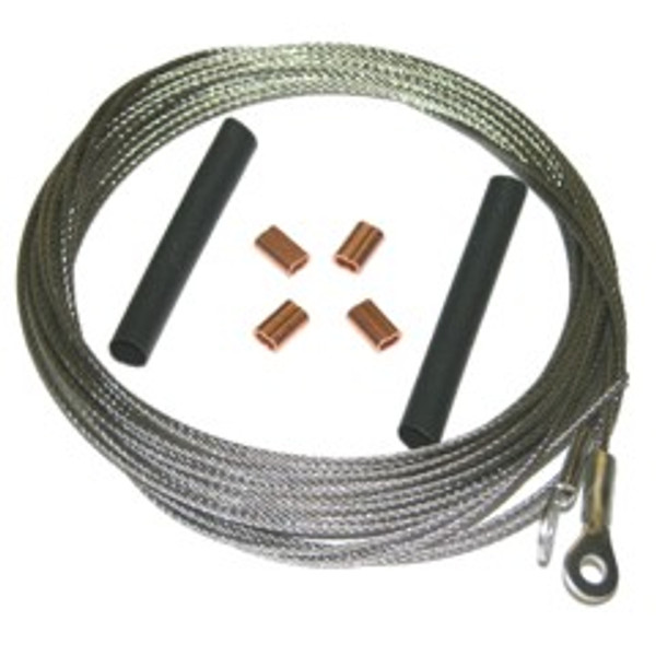 Stainless Steel Cable kit.