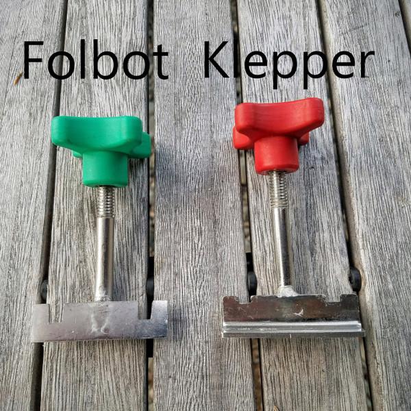 BSD Folding Kayak Clamp