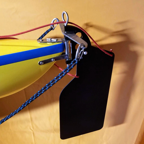 Sailing  Rudder  Kit