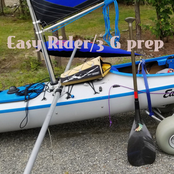 32'   kayak sailing rig