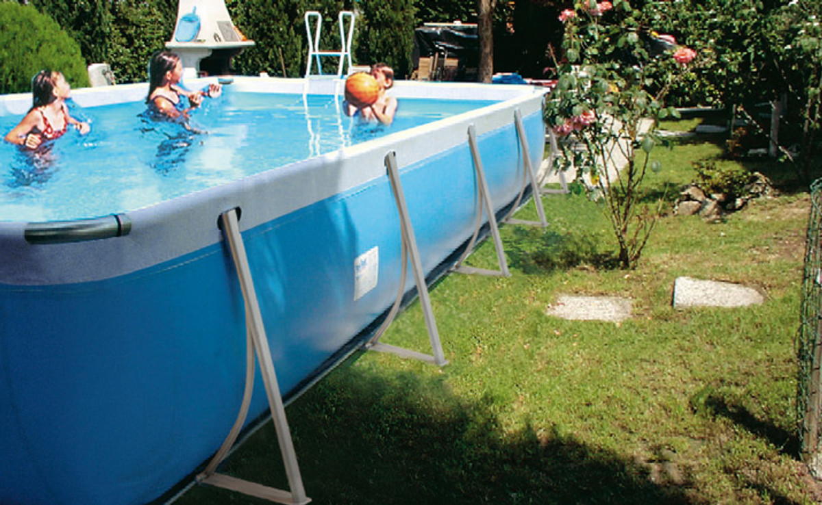 Niagara 400 above-ground portable swimming pool