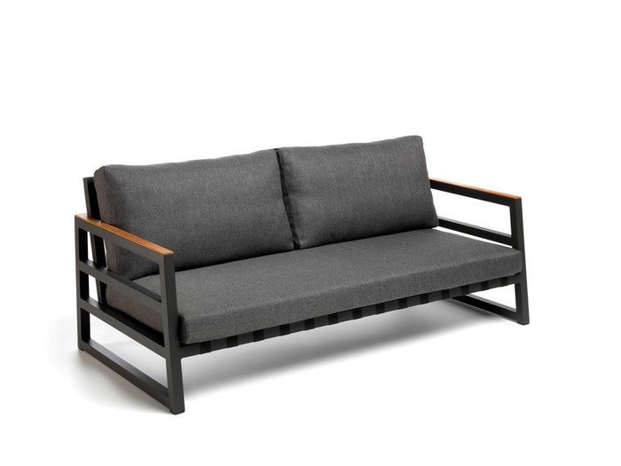 Alabama Alu outdoor sofa by Talenti