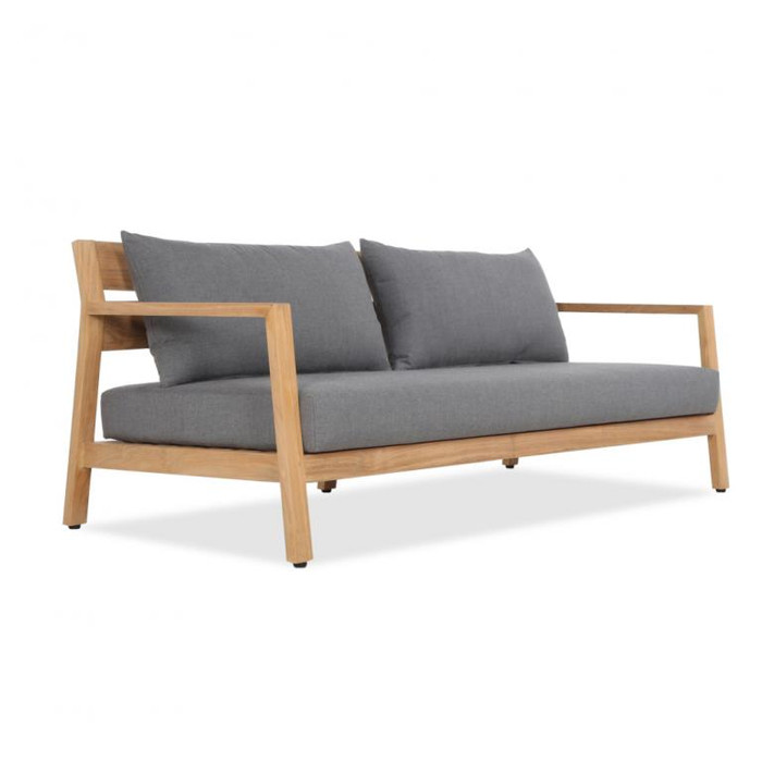 Devon Kisbee outdoor teak sofa