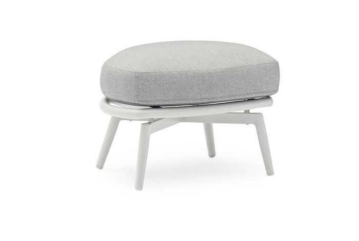 Cuddle outdoor footstool