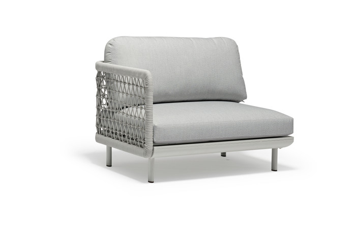 Right Arm Club outdoor sofa