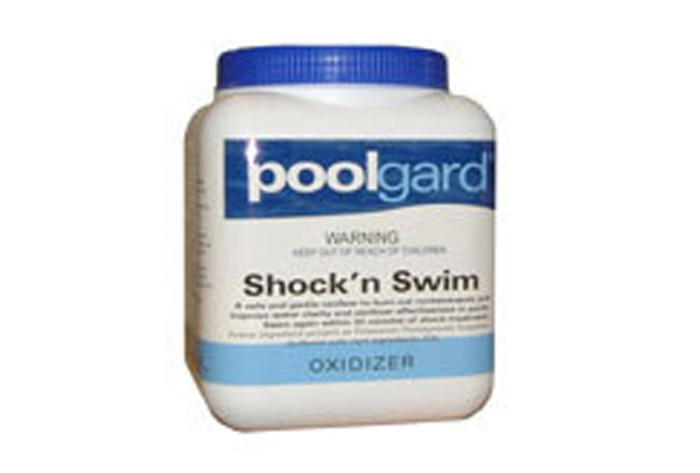 Poolgard Shock N Swim