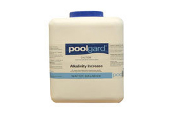 Poolgard Alkalinity Increase
