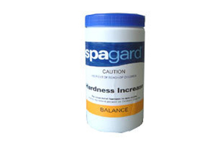 Spagard Hardness increase