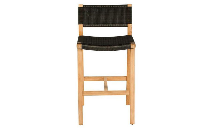 Devon Outdoor Jackson Marsden Bar Chairs Teak