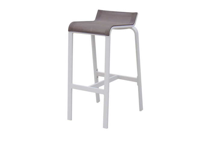 Luis outdoor bar stool - armless