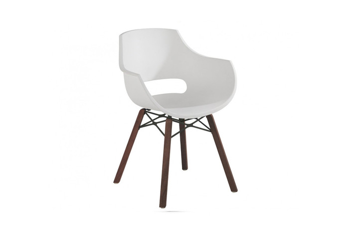 Wox Opal outdoor iroko chair