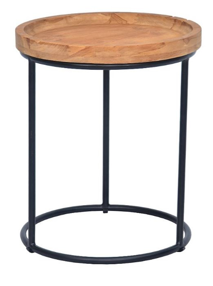medium island side table - 50W x 60H
