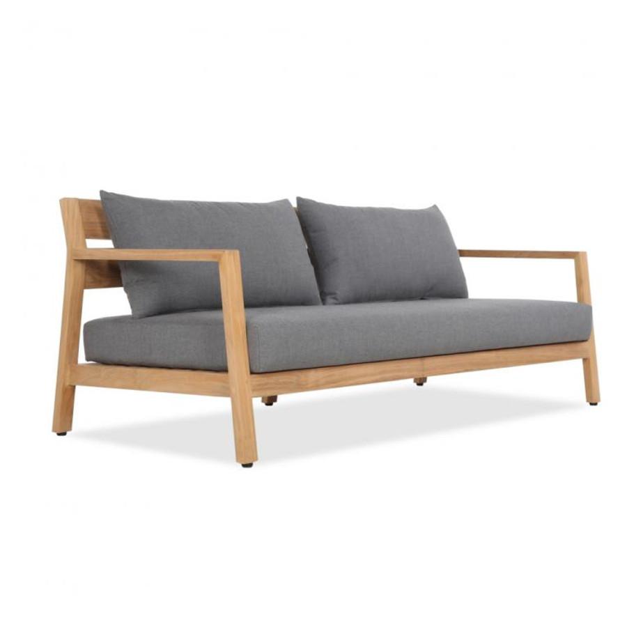 Devon Kisbee outdoor teak sofa
