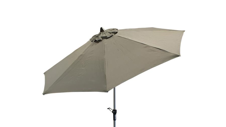 Monza outdoor umbrella tilted