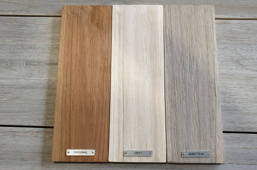 Block timber finishes