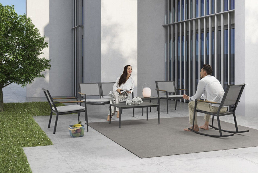 Polo Outdoor 2 person Sofa - 2 colours