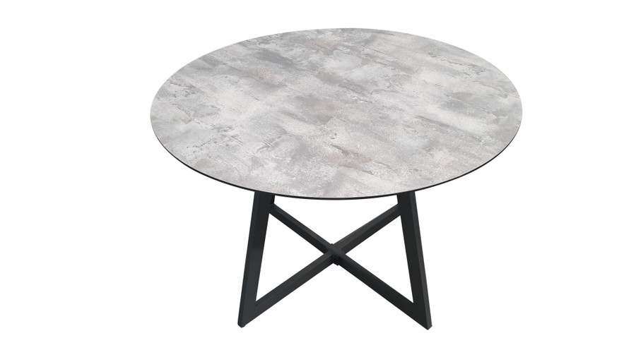 Top view of Jimmy dining table