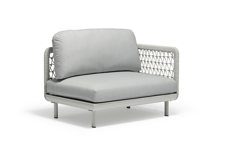 Left Arm Club outdoor sofa