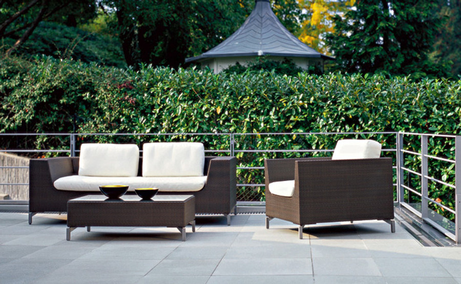 Cubic Bay outdoor Lounge