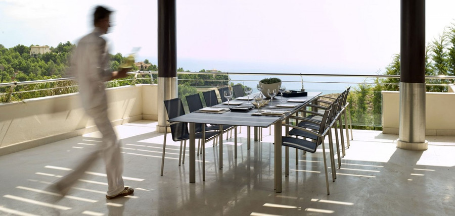 Only the Mystral dining chairs are available for purchase