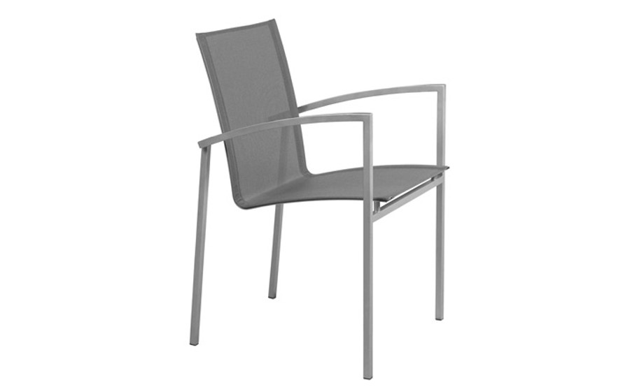 Mystral dining chairs by Tribu