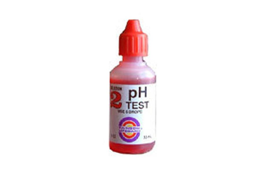 test reagents - liquid - all types