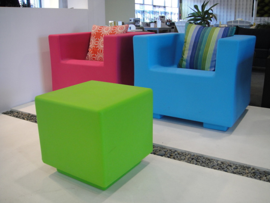 Le Funk chair (available in 11 colours)