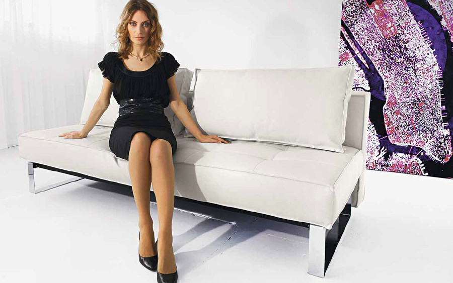 Supreme deluxe double sofa bed by Innovation. Sofa beds NZ