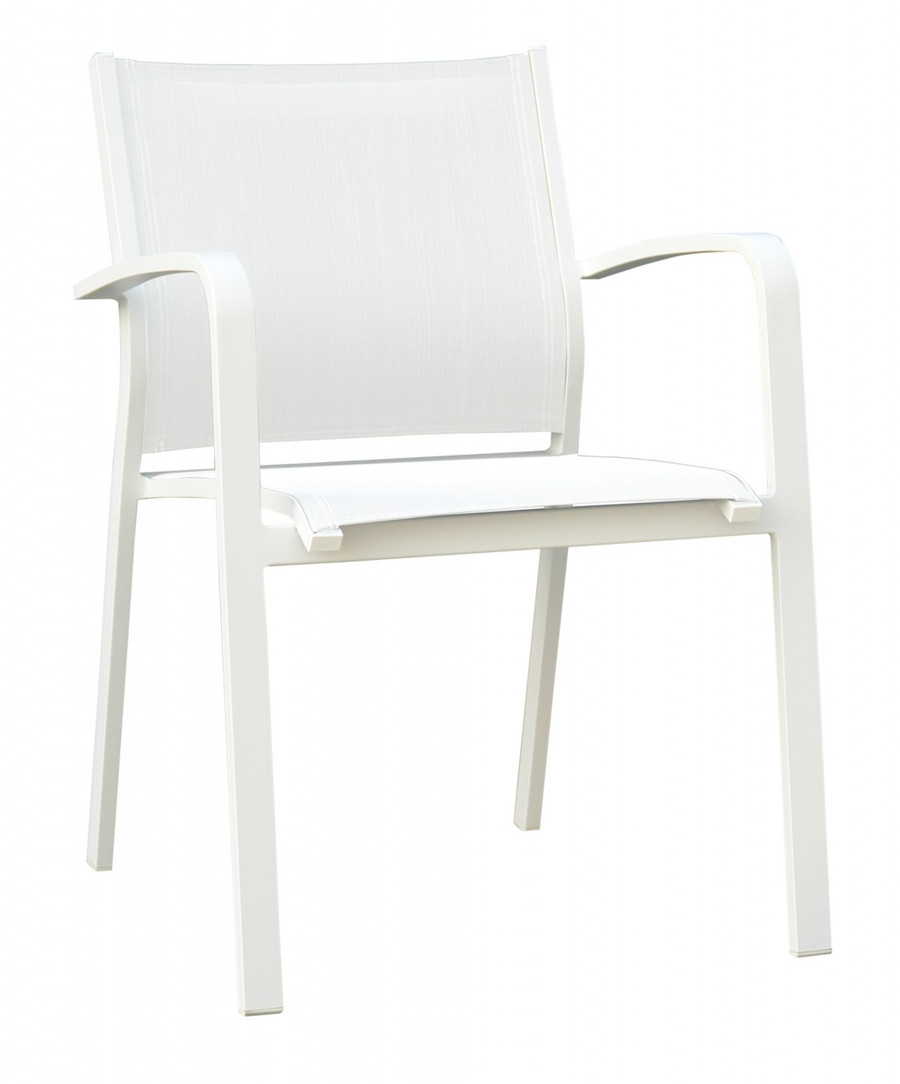 white sling with white frame