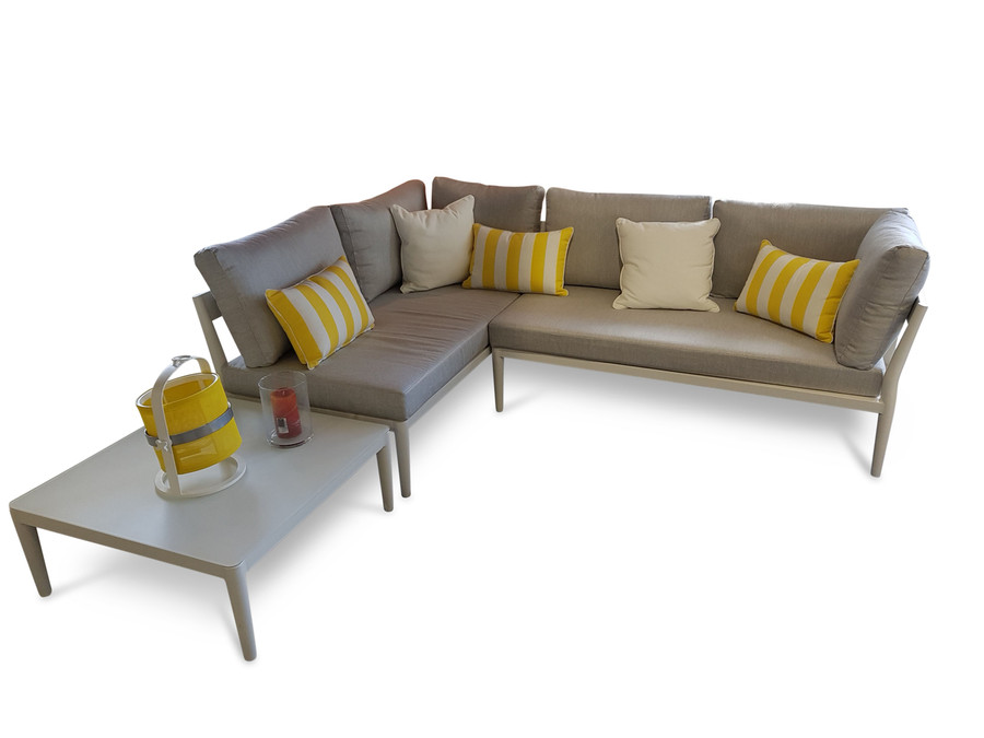 Agora outdoor corner lounge sofa lounge set