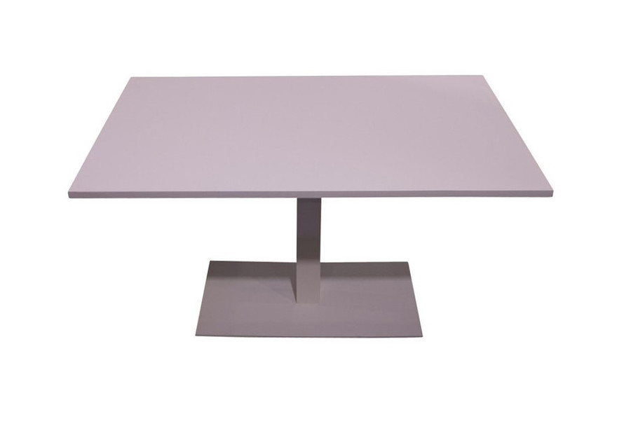 Miami outdoor low cafe table 120x80x64 for use with lounge