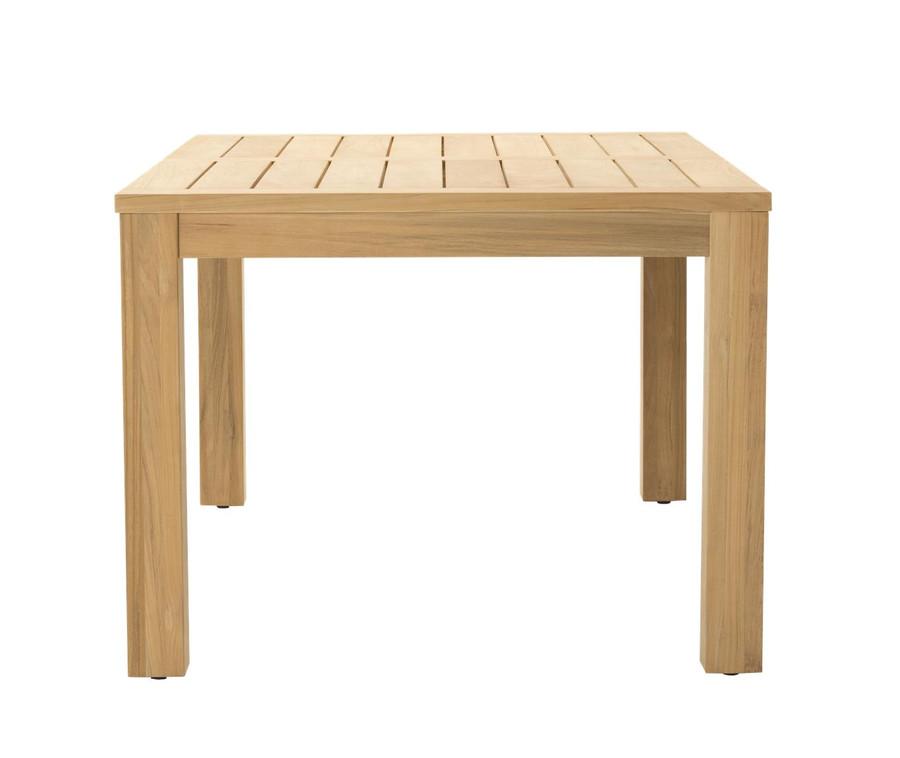 Devon Couper outdoor table - 1m square version
