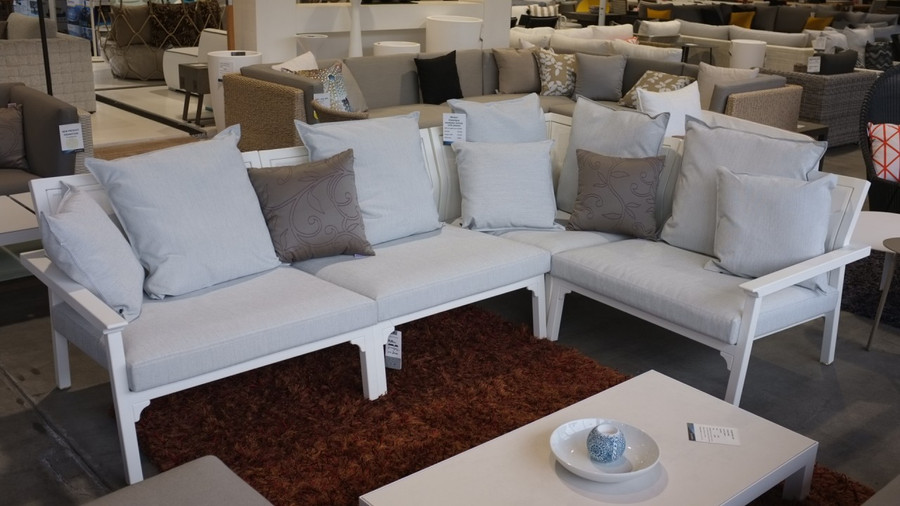 This picture shows composition of : Right arm sofa, single sofa, corner sofa, left arm sofa