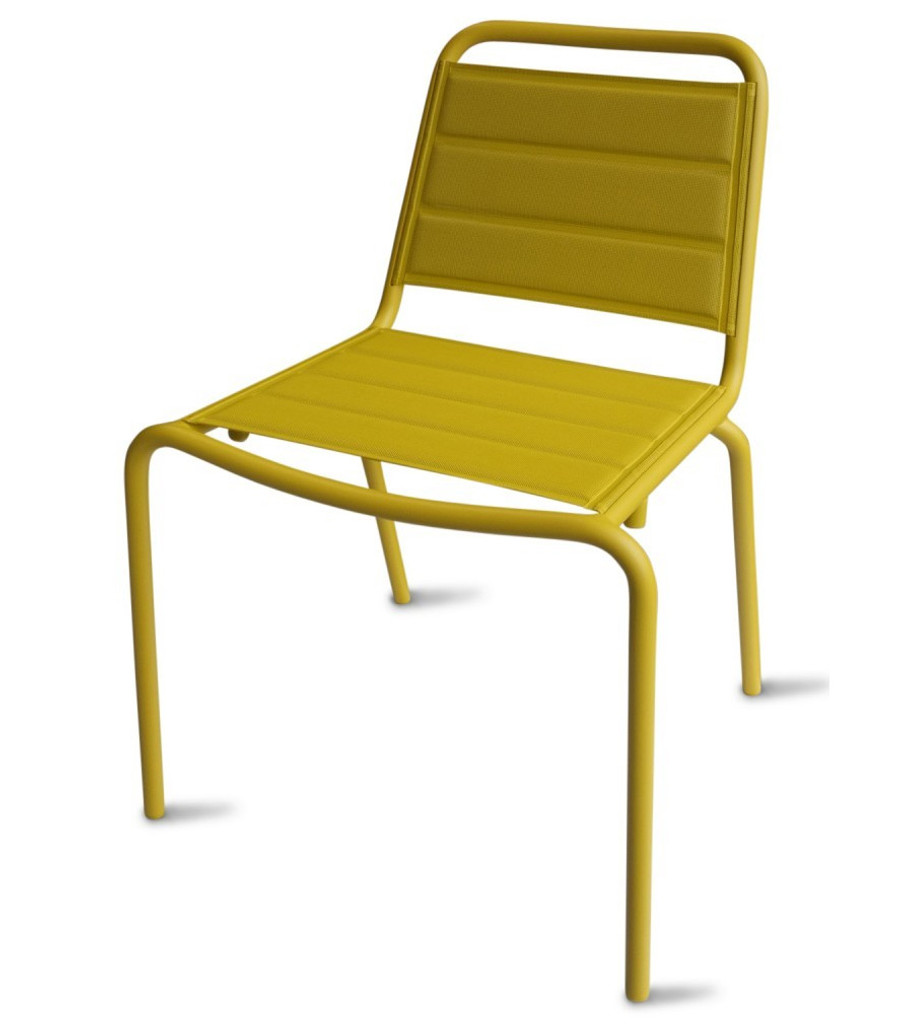 Vega side chair shown to illustrate colour
